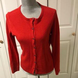 NY & company button up sweater